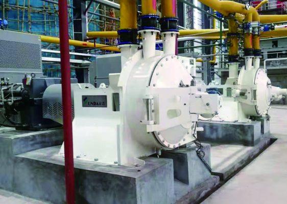 广西梧州PM42S化机浆磨浆机正常开机
